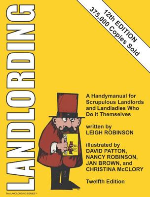 Landlording By Robinson, Leigh